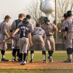 Lafayette Central Catholic High School  Varsity Baseball beat West Lafayette High School 19-6