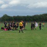 Lafayette Central Catholic High School  Boys Varsity Soccer ties Hoosier Conference Tournament 4-4