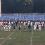 Lafayette Central Catholic High School  Boys Varsity Soccer falls to Guerin Catholic High School 3-0