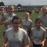 Jr. High Cross Country competes at Indiana State Meet
