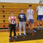 Senior Dawson Skees Earns Semi-State Spot