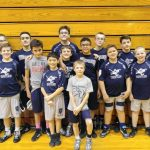 JH Wrestling Earn 4 Champions at Bison Duals