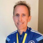Coach Orr Competes at the Boston Marathon