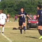 Lafayette Central Catholic High School  Boys Varsity Soccer beat Southmont 4-0