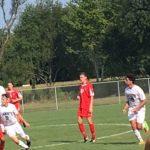 Lafayette Central Catholic High School  Boys Varsity Soccer falls to Lebanon Invitational Vs. Cardinal Ritter 4-2