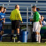 CC Boys Varsity Soccer vs Tipton 2017-9-7