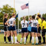 CC Girls Varsity Soccer vs Harrison 2017-9-13