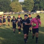 Lafayette Central Catholic HS Boys Varsity Soccer beat Twin Lakes HS 5-1