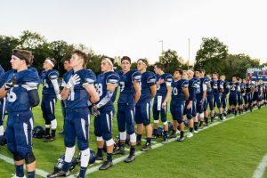 CC Varsity Football vs West Lafayette 2017-9-29