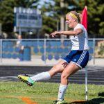 CC Varsity Girls Soccer vs Rensselaer 2017-9-30