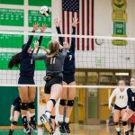 CC Varsity Volleyball Sweeps Covington in Regional Championship 2017-10-21