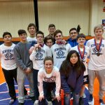 Varsity Wrestlers Earn 4 Champions at North Putnam Invite