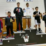 Jordan Turpin wins Hoosier Conference Wrestling Tourney