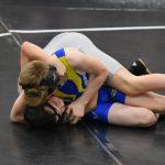 JH Wrestling vs Southwestern and Crawfordsville
