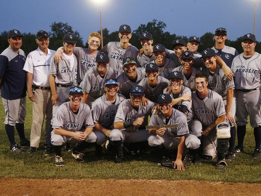 Baseball Team Playing in Semi-State Saturday at Plymouth