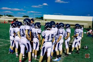 7th Grade Football at Twin Lakes – Photographer Joshua Spidel