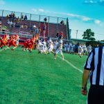 7th Grade Football at Twin Lakes - Photographer Joshua Spidel