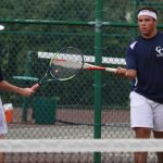 Knights Boys Tennis Falls to Rossville in a Nail-Biter
