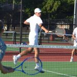 Knights Singles Advance at Hoosier Conference Tourney