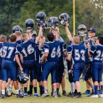 CC Jr.High Football vs Southwestern 2018-9-18