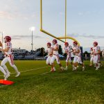 CC Varsity Football vs Twin Lakes 2018-9-28 Senior Night