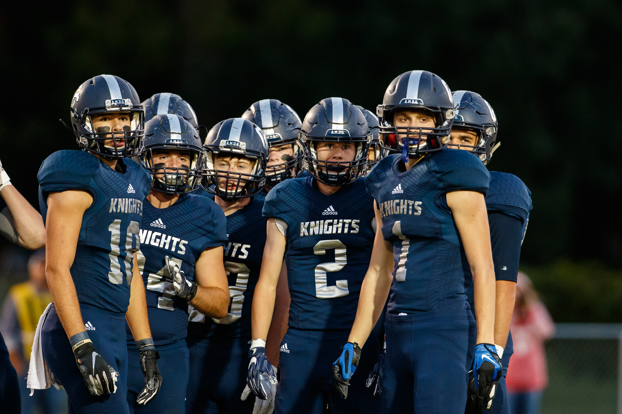 Knights begin 1A Post Season Play at Home