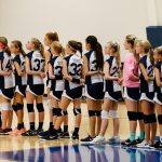 CC Jr. High Volleyball vs Clinton Central 2018-10-2