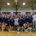 CC Varsity Volleyball vs Northfield Sectional Final 2018-10-13