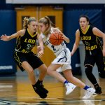 CC Girls Varsity Basketball vs Benton Central 2018-12-1