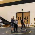Central Catholic Wrestling at Covington Invite