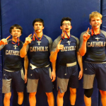 Central Catholic Wrestling Earn 4 Champions at North Putnam Invite