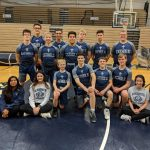 Knights Wrestlers Takedown Faith on Senior Night
