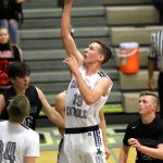 CC Boys Varsity Basketball vs Seeger 2019-9-19