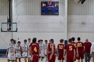 CC Boys Freshman Basketball vs McCutcheon 2019-1-4