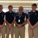 CC Bowlers Take Second Place In Sectional Team Tourney