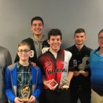 Knights Bowlers Earn Conference Awards