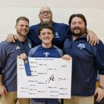 Dominic Skees Wins Hoosier Conference Championship