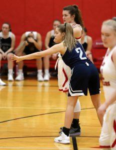 CC Girls Junior Varsity Basketball vs Attica 12-21-18