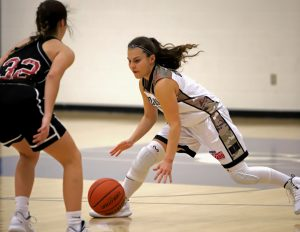 CC Girls Junior Varsity Basketball vs Rensselaer 1-5-19