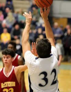 CC Boys Junior Varsity Basketball vs McCutcheon 1-4-19