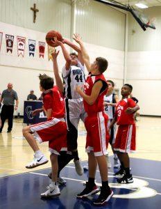 CC Boys 7th Grade Basketball vs Southwestern 11-26-18