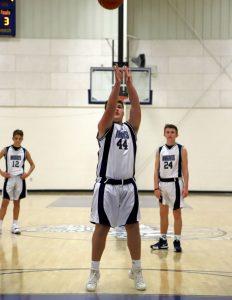 CC Boys 8th Grade Basketball vs East Tipp 11-28-18