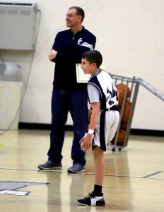 CC Boys 8th Grade Basketball vs Tuttle 12-18-18