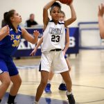 Girls 7th Grade Basketball improve to 10-0