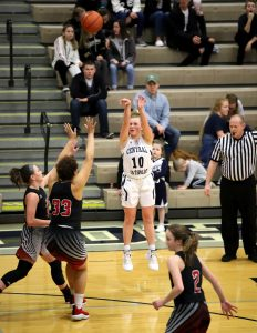 CC Girls Varsity Basketball vs Jeff 1-22-19