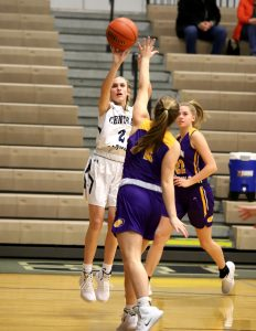 CC Girls Varsity Basketball vs Guerin Catholic 2019-1-25