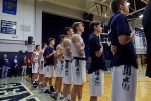 CC Boys Varsity Basketball vs Harrison 2019-2-2
