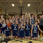 CC Girls Varsity Basketball vs Seeger Sectional Championship 2019-2-4