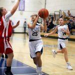 Girls 7th Grade Basketball beats Rossville 46 – 10