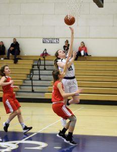 CC Girls 7th Grade Basketball vs Southwestern 2-21-19